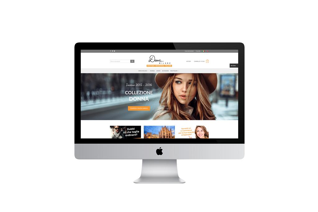 Dena Milano Website