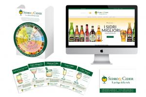 Sidro & Cider - website & materials