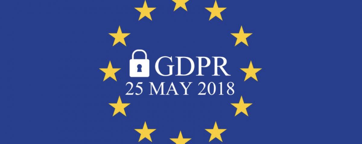 GDPR - Scadenza 25 maggio