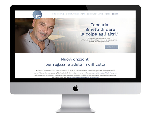 AISE - Website