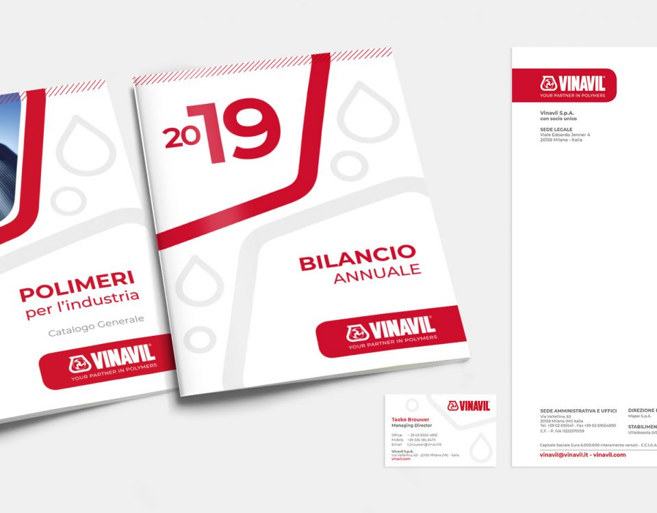 Visual identity Vinavl